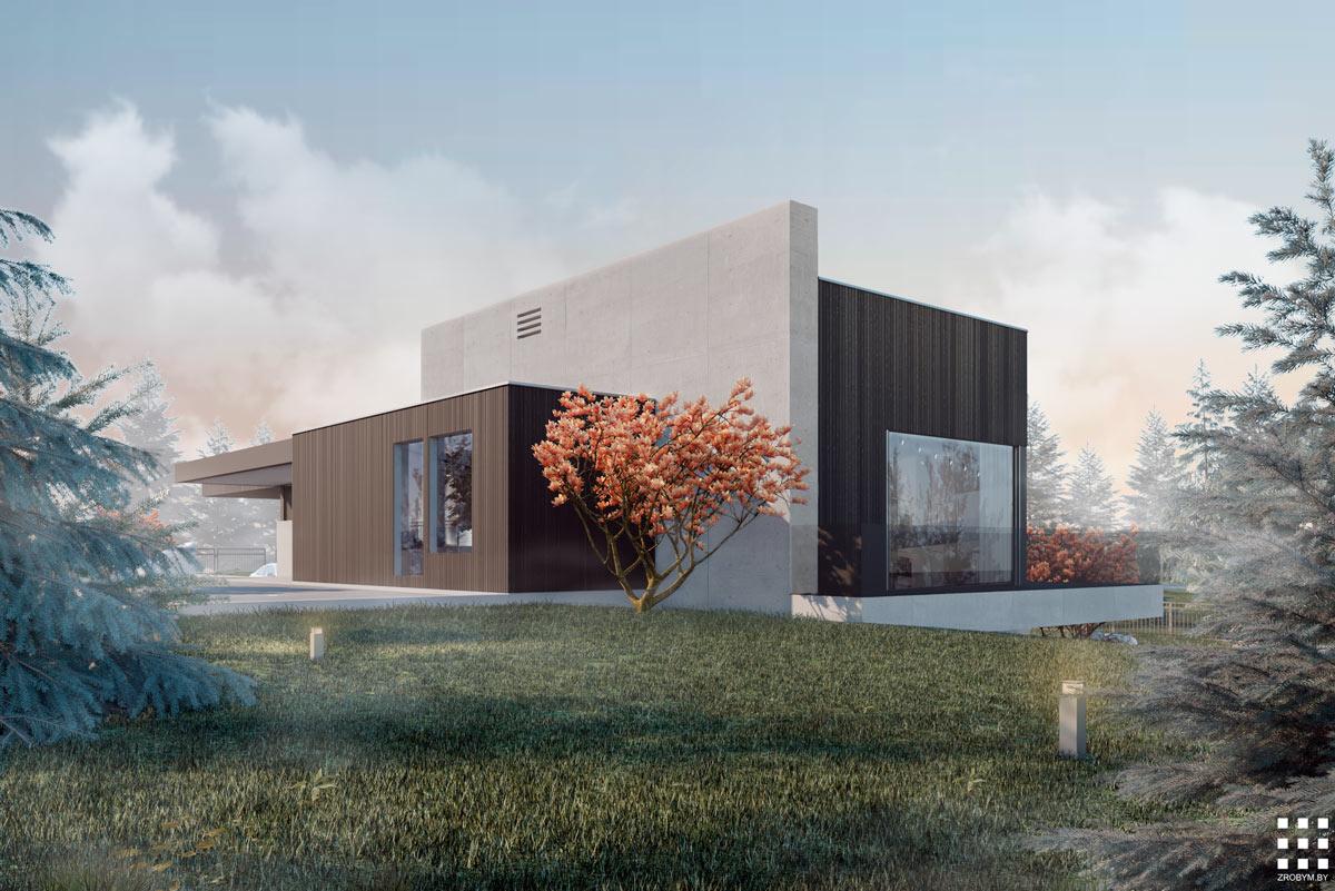 «Посчитал, что стены из бетона — дорого». Архитектор рассказывает, как строит свой дом под Минском